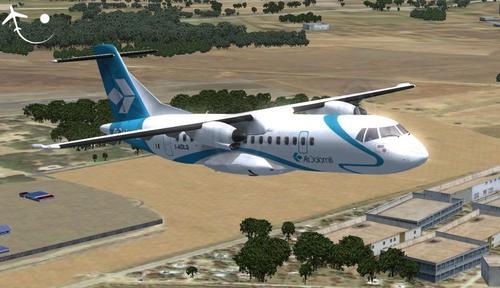 व्हर्च्युअल एटीआर 42 मालिका FSX  &  P3D