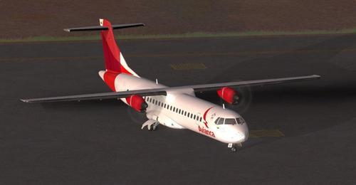 Вируск ATR 72 Series FSX & P3D