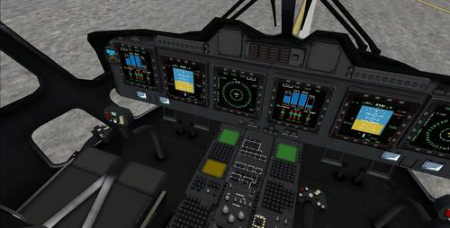 Virtavia Westland Merlin EH101 FS2004