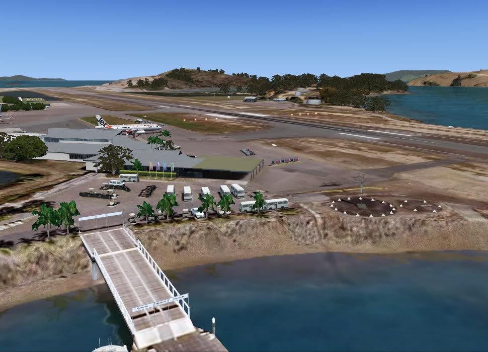 เกาะแฮมิลตัน FSX P3D Dock1