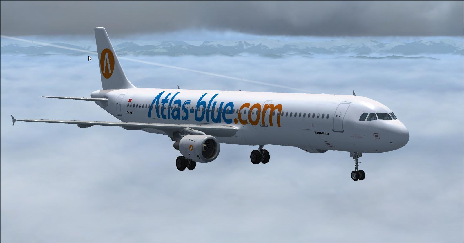 A321-211 Atlas-Azul