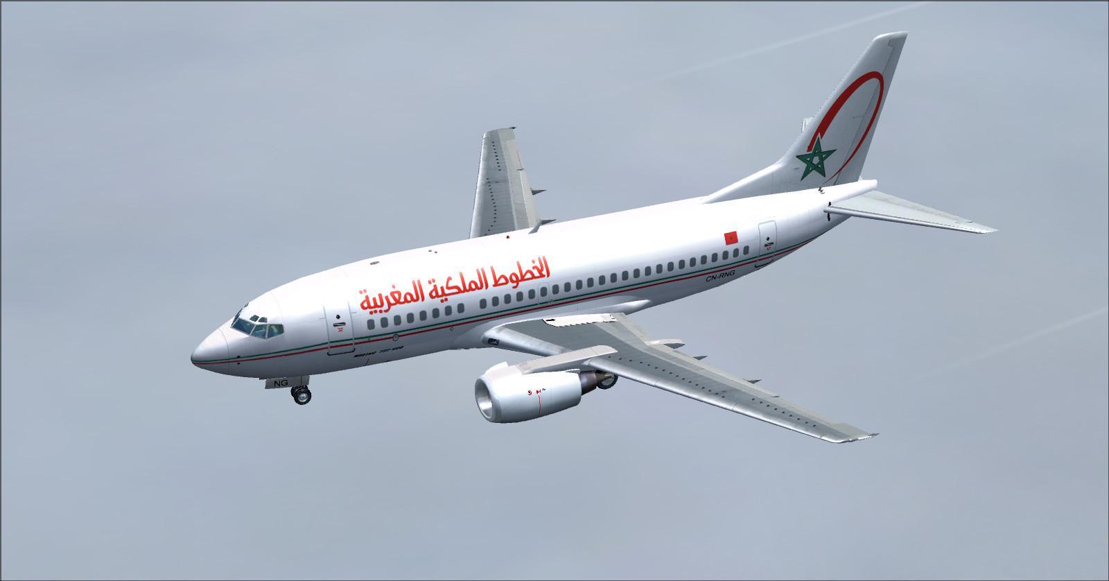 Boeing 737 500-RAM
