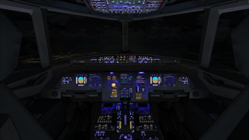 modra LED