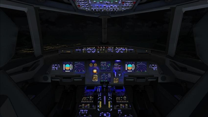 LED albastru