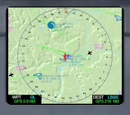 radar promet