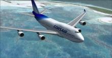 īkšķis Flotte Corsair International FSX P3D 1