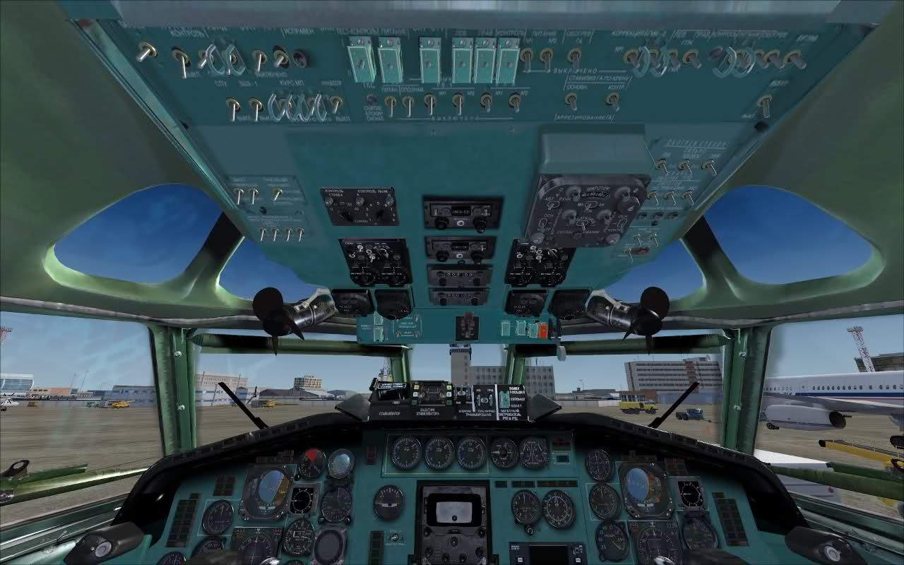 DOWNLOAD PT Tupolev Tu-154B-2 v1 1 FSX & P3D - Rikoooo
