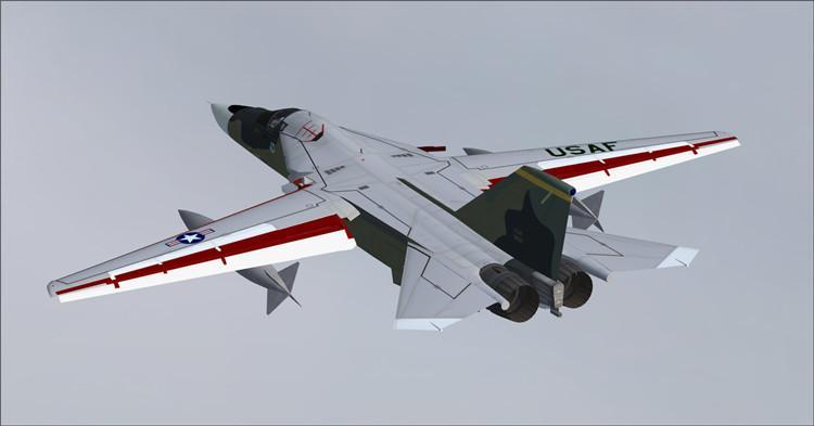 SHRS F-111 Aardvark