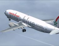 Boeing 737-400 Atlas-Blue New